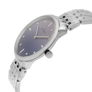 Gomelsky Audry Steel Blue Dial Quatz Ladies Watch G0120147280