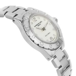 Raymond Weil RW Spirit Steel White MOP Dial Quartz Ladies Watch 3170-ST-05985