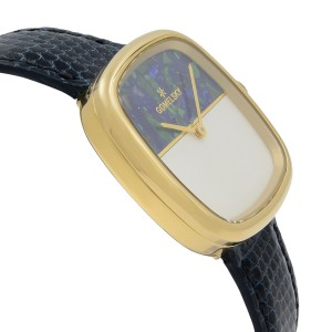 Gomelsky Eppie Sneed Stainless Steel Two-Tone Dial Women's Watch G0120083084