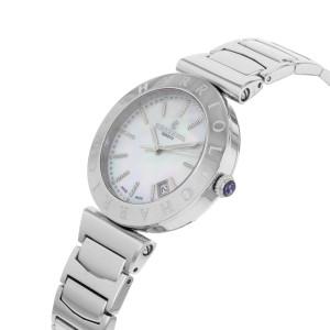 Charriol Alexandre Steel MOP Quartz Ladies Watch AMS.920.002