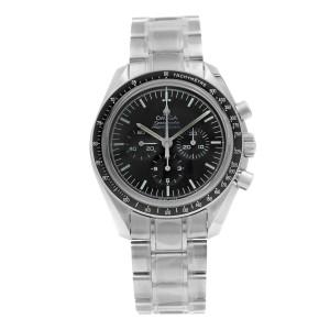 Omega Speedmaster Moonwatch Steel Black Dial Hand-Wind Watch 311.30.42.30.01.005