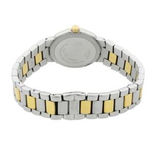 Baume et Mercier Riviera Two Tone Steel Diamond MOP Ladies Quartz Watch 5231