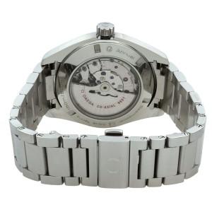 Omega Seamaster Aqua Terra Steel Grey Dial Mens Watch 231.10.43.22.06.001