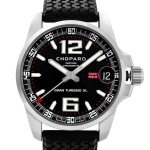 Chopard Mille Miglia GT XL Steel Black Dial Automatic Mens Watch 168997-3001