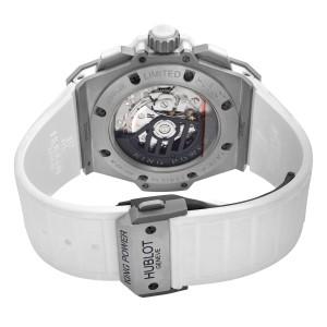 Hublot Big Bang King Power Titanium White Dial Mens Watch 709.ZE.2110.RW