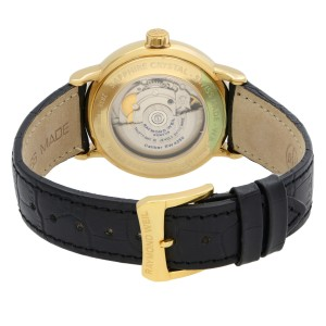 Raymond Weil Maestro PVD Gold Steel Silver Dial Mens Watch RW-2838-PC-65001