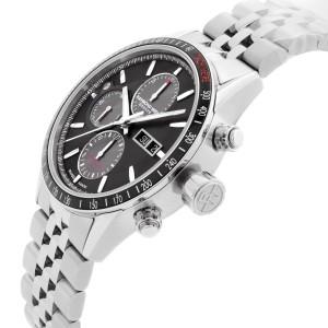 Raymond Weil Freelancer Steel Black Dial Automatic Mens Watch 7731-ST1-20621