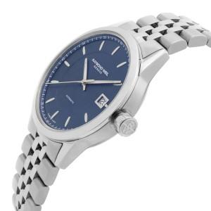Raymond Weil Freelancer 42mm Steel Blue Dial Automatic Mens Watch 2740-ST-50021
