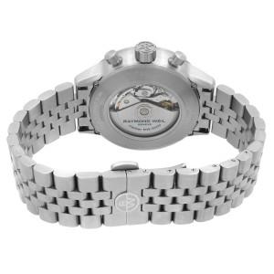 Raymond Weil Freelancer Titanium Gray Dial Automatic Mens Watch 7745-TI-05609