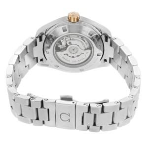 Omega Seamaster Aqua Terra Steel Diamond MOP Dial Ladies  231.25.34.20.55.003