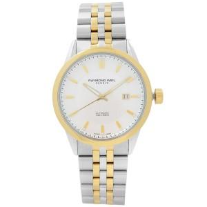 Raymond Weil Freelancer 42mm Steel Silver Dial Automatic Watch 2731-STP-65001