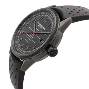 Raymond Weil Freelancer Gunmetal PVD Steel Black Dial Mens Watch 2754-BKR-05200