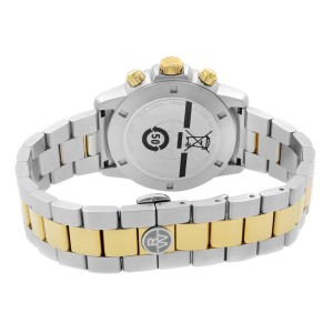Raymond Weil Tango Two-Tone Steel Black Dial Quartz Mens Watch 8570-SP1-20001