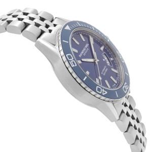 Raymond Weil Freelancer Steel Ceramic Blue Dial Automatic Watch 2760-ST3-50001