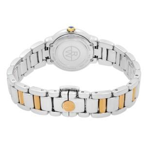 Raymond Weil Jasmine 29mm Two-Tone Steel Silver Dial Ladies Watch 5229-S5-01659