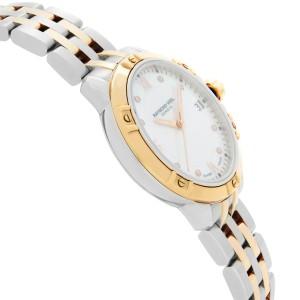 Raymond Weil Tango Steel Diamonds White MOP Dial Ladies Watch 5960-SP5-00995