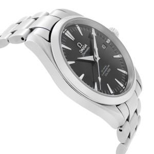 Omega Seamaster Aqua Terra 39mm Steel Black Dial Automatic Mens Watch 2503.50.00