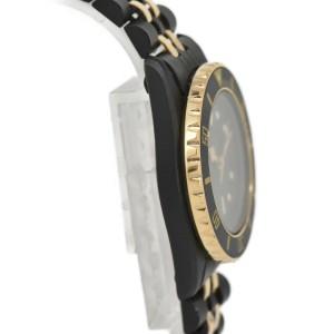 TAG HEUER 1000 986.015N black Dial Quartz Ladies Watch