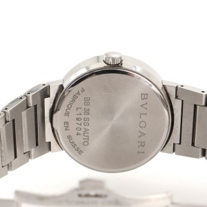 Bvlgari Diagono Automatic Stainless Steel 38 Watch