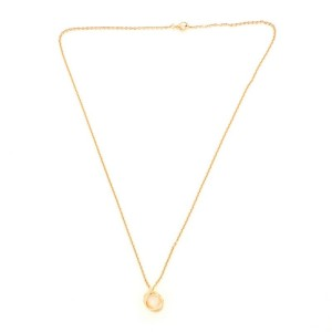 Cartier Love Necklace 18K Rose Gold