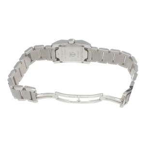 Baume & Mercier Damiant 8573 Mother of Pearl Diamond Dial Quartz Watch