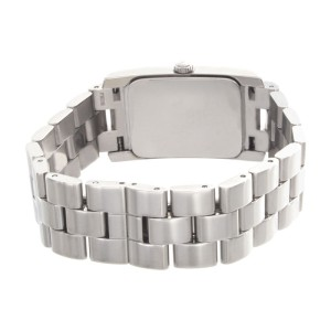 Baume & Mercier 318701 White Dial Stainless Steel Bracelet Womens Watch