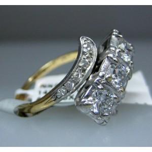 Diamond Womens Ring Size 4.25