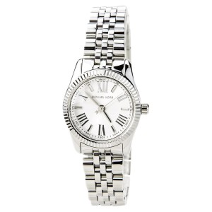 Michael Kors MK3228 Stainless Steel Silver Dial Quartz 25mm Women's Watch