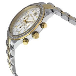 Michael Kors MK6188 Two Tone Stainless Steel 40mm Womens Watch