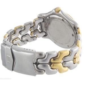 Tag Heuer WG1320-2 Professional 200M Two-Tone Grey Dial Quartz Watch