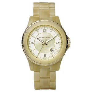 Michael Kors MK5299 Gold Tone Stainless Steel 42mm Womens Watch