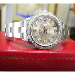 Rolex Oyster Perpetual Datejust Vintage 26mm Womens Watch