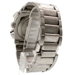 Bulgari Bulgari Ergon Chronograph Stainless Steel Automatic Mens Watch EG40SCH