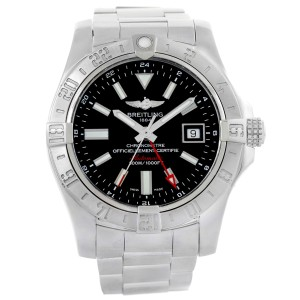 Breitling Aeromarine A32390 42mm Mens Watch