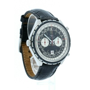 Vintage Breitling Navitimer Chronograph Automatic Chrono-Matic S/S Ref: 1806