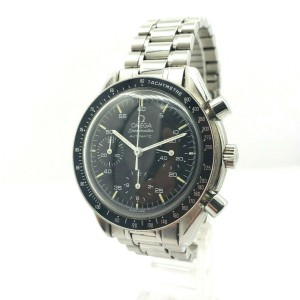OMEGA Speedmaster Chronograph Reduced Automatic Watch 3510.50