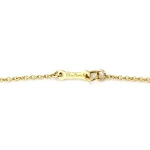 "Tiffany & Co. Picasso Zodiac ""Cancer"" 18k Yellow Gold Pendant & Chain"