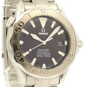 OMEGA Seamaster Professional Wave 300m 41mm Automatic Men's Watch