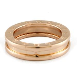 BVLGARI 18K Pink Gold B-zero.1 Bundling Ring CHAT-486