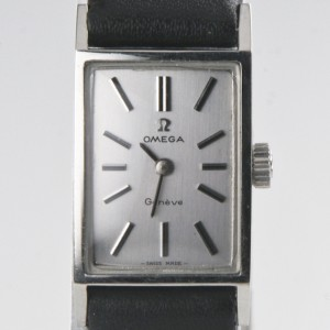 Omega Geneve Vintage 15.5mm Womens Watch Year 1970