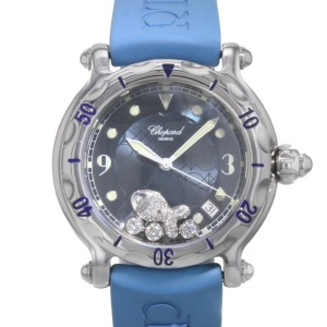 Chopard Happy Fish 288347-3007 38mm Womens Watch