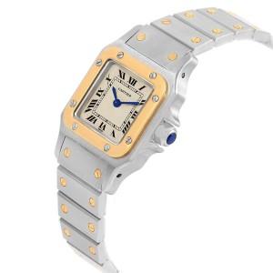 Cartier Santos Galbee 1567 24mm Womens Watch