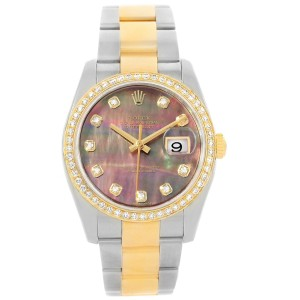 Rolex Datejust 116243 36mm Unisex Watch