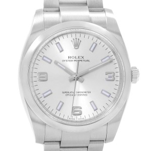 Rolex Air King 114200 34mm Mens Watch