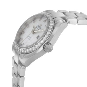 Omega Seamaster 231.15.34.20.55.001 34mm Womens Watch