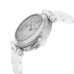 Cartier Pasha W3140002 33mm Womens Watch