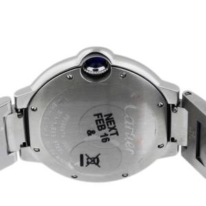 Cartier Ballon Bleu Stainless Steel Quartz W69011Z4 Watch