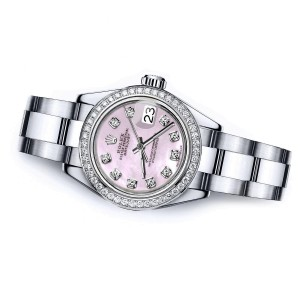 Rolex Datejust Oyster 36mm Womens Watch