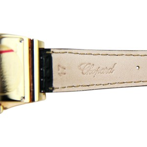 Chopard 18K Yellow Gold Happy Heart Womens Watch