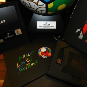 Hublot 412.CQ.1127.RX Big Bang Unico FIFA World Cup Ceramic Mens Watch